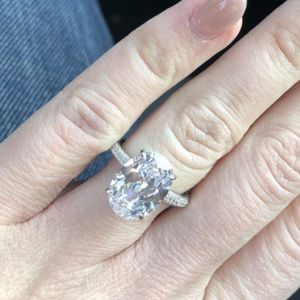 Jewelry - 5 CARAT ENGAGEMENT RING